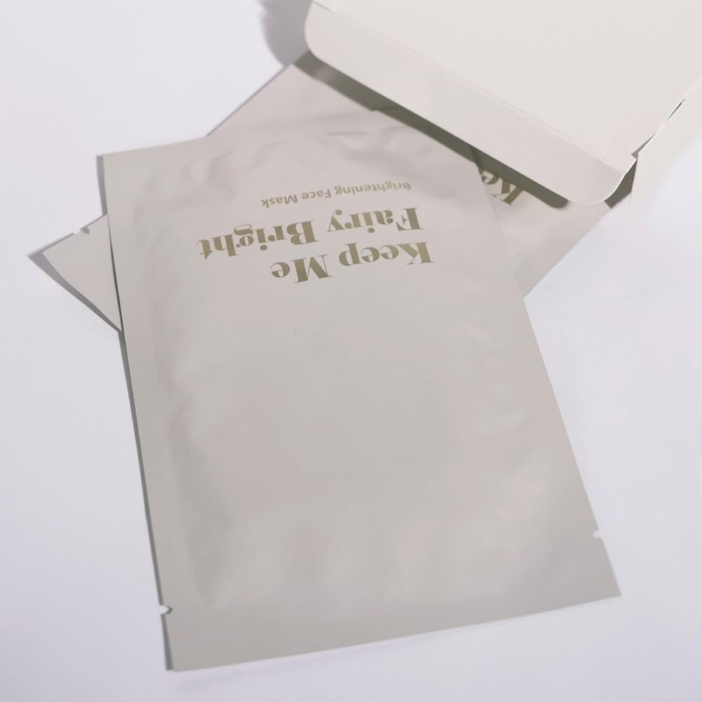 仙氣白白款 超薄奇肌面膜.1盒贈2片