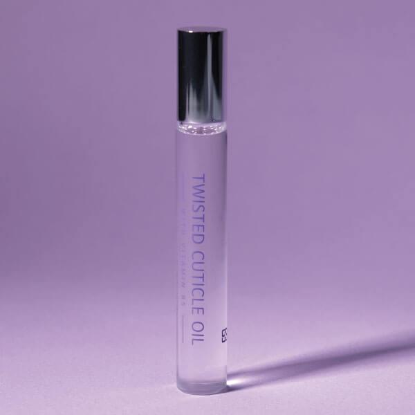 維他命B5指緣油 變態紫