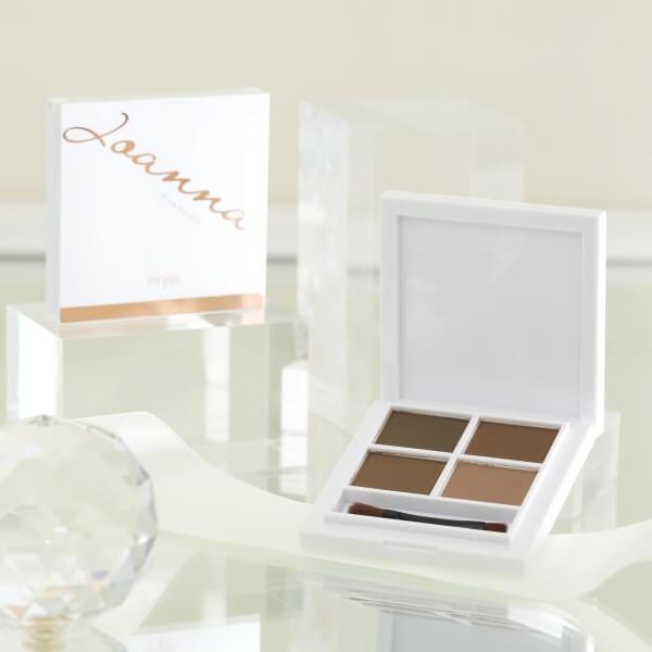 專業彩妝師系列 完美立體四色眉彩餅