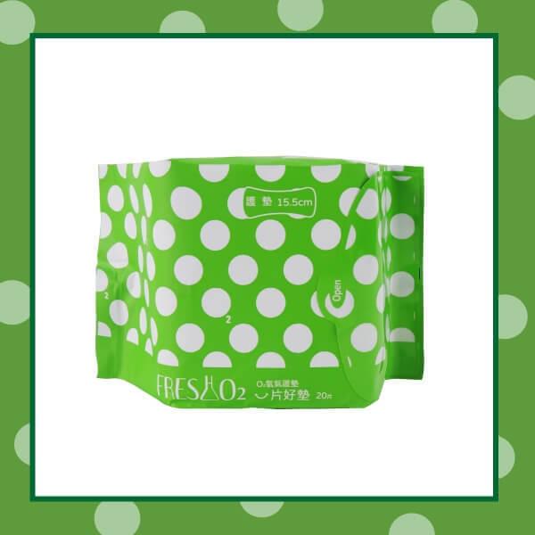 O2氧氣衛生棉 一片好墊.護墊