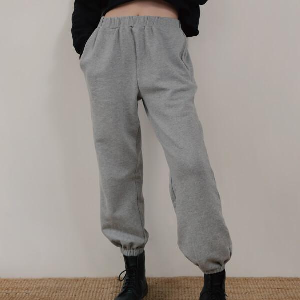 完美版型率性純棉褲